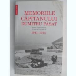 MEMORIILE CAPITANULUI DUMITRU PASAT