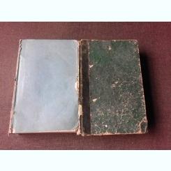 MEMORIILE DIAVOLULUI - FREDERIC SOULIE, TRADUCERE DE MILTIADE COSTIESCU  4 VOLUME, VOL1+2 COLIGATE SI 3+4 COLIGATE