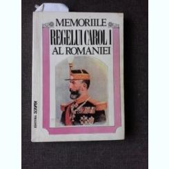MEMORIILE REGELUI CAROL I AL ROMANIEI - STELIAN NEAGOE  VOL.I