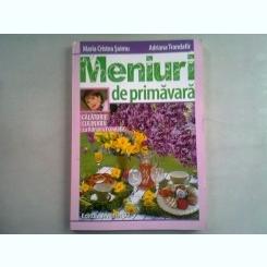MENIURI DE PRIMAVARA - MARIA CRISTEA SOIMU