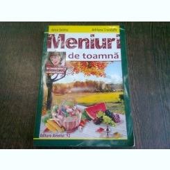 MENIURI DE TOAMNA - ANCA SOIMU