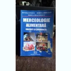 MERCEOLOGIE ALIMENTARA - ION DIACONESCU