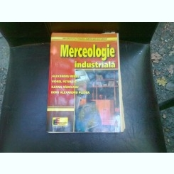 MERCEOLOGIE INDUSTRIALA - ALEXANDRU REDES