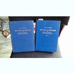 METODA SI SISTEM DE HEGEL - C.I. GULIAN    2 VOLUME