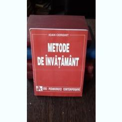 METODE DE INVATAMANT - IOAN CERGHIT