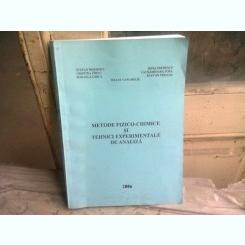METODE FIZICO-CHIMICE SI TEHNICI EXPERIMENTALE DE ANALIZA - STEFAN MOISESCU