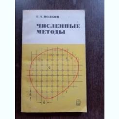 METODE NUMERICE - E.A. VOLKOV  (CARTE IN LIMBA RUSA)