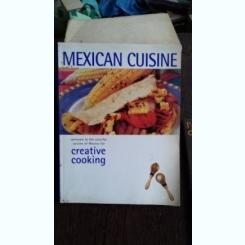 MEXICAN CUISINE  (BUCATARIE MEXICANA)