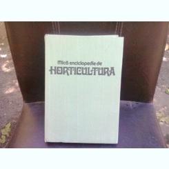 MICA ENCICLOPEDIE DE HORTICULTURA - VASILE SONEA