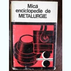 MICA ENCICLOPEIE DE METALURGIE - IOSIF TRIPSA