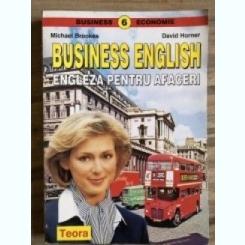 Michael Brookes - Business english ( engleza pentru afaceri )