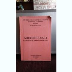 MICROBIOLOGIA ECOSISTEMELOR AGRICOLE SI HORTICOLE - IOAN GEAMAN