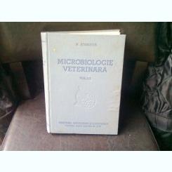 MICROBIOLOGIE VETERINARA - N. STAMATIN   VOLUMUL 3