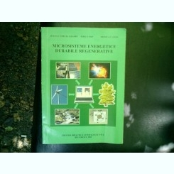 Microsistemele energetice durabile regenerative - Ioana Camelia I. Barbu, Emil P. Pop