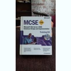MICROSOFT SQL SERVER 2000. DATABASE DESIGN AND IMPLEMENTATION
