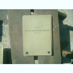 Micul atlas linguistic roman (alrm. I)