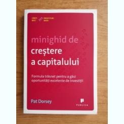 MINIGHID DE CRESTERE A CAPITALULUI - PAT DORSEY