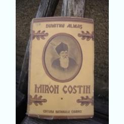 MIRON COSTIN- DUMITRU ALMAS