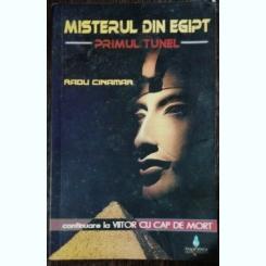 MISTERUL DIN EGIPT - RADU CINAMAR