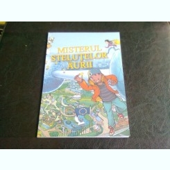 MISTERUL STELUTELOR AURII - O AVENTURA IN UNIUNEA EUROPEANA