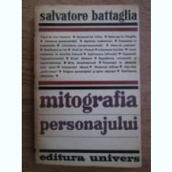 Mitologia personajului - Salvatore Battaglia