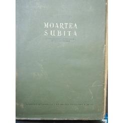 MOARTEA SUBITA - GH. DIACONITA