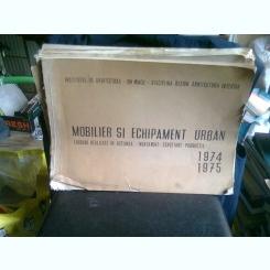 MOBILIER SI ECHIPAMENT URBAN -