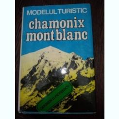 MODELUL TURISTIC CHAMONIX MONT BLANC E CARMEN D. PETRESCU