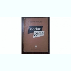 MODURI SI GAME - VICTOR M. IUSCEANU