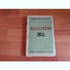 MOLDOVENII-GEORGETA MIRCEA CANCICOV