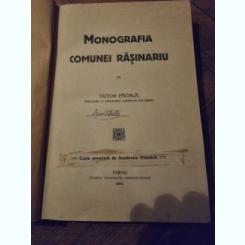 Monografia satului Rasinariu,V. Pacala