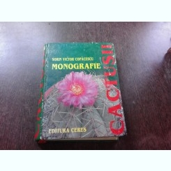 MONOGRAFIE CACTUSII - SORIN VICTOR COPACESCU