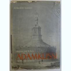 MONUMENTUL DE LA ADAMKLISSI-FLOREA BOBU FLORESCU 1959