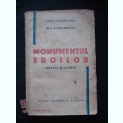 MONUMENTUL EROILOR - ION DONGOROZI