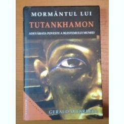 MORMANTUL LUI TUTANKHAMON- ADEVARATA POVESTE A BLESTEMULUI MUMIEI