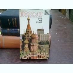 Moscow. Past and present - Yuri Aleksandrov  (Moscova, trecut si prezent)