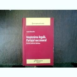 Mostenirea legala. Partajul succesoral - Carmen Simona Ricu