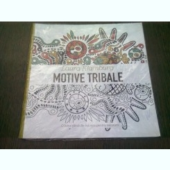 MOTIVE TRIBALE - LAURA KLAMBURG  (CARTE DE COLORAT)