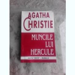MUNCILE LUI HERCULE-AGATHA CHRISTIE