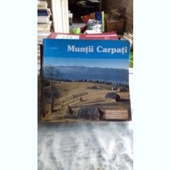 MUNTII CARPATI - ALBUM FOTOGRAFIE