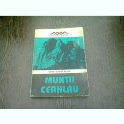 MUNTII CEAHLAU - MIHAIL GABRIEL ALBOTA
