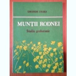 MUNTII RODNEI - STUDIU GEOBOTONIC-GHEORGHE COLDEA,