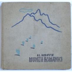 MUNTII ROMANIEI DE AL. BADAUTA