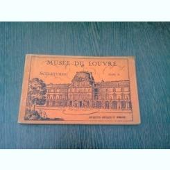 MUSEE DU LOUVRE. SCULPTURES. ANTIQUITES GRECQUES ET ROMAINEE - ALBUM SERIA B