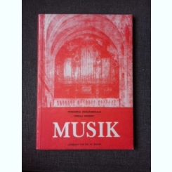 MUSIK/MANUAL MUZICA PENTRU CLASA VII-A - GERHILD WEGENDT (MANUAL IN LIMBA GERMANA)