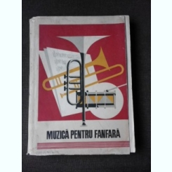 MUZICA PENTRU FANFARA, PARTITURI