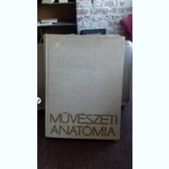 Müvészeti anatőmia - Barcasay Jeno   (ARTA ANATOMICA)