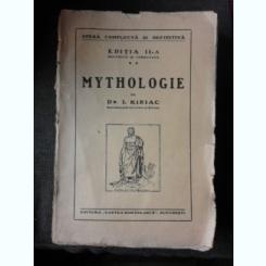 MYTHOLOGIE - I. CHIRIAC