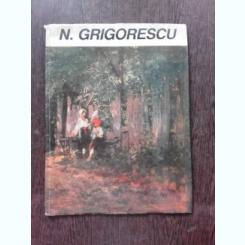 N. GRIGORESCU, ALBUM