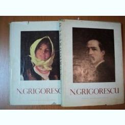 N. GRIGORESCU DE G. OPRESCU, 2 VOLUME 1961